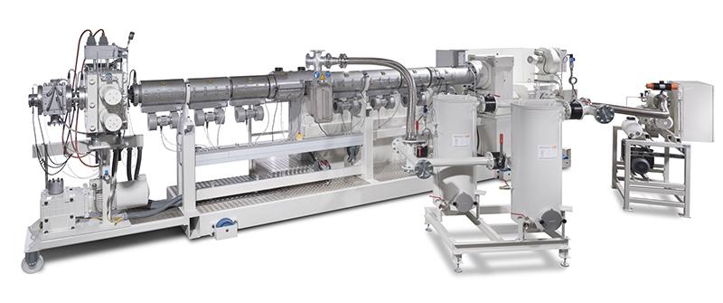 巴顿菲尔辛辛那提-STARextruder的PET片材挤出生产线