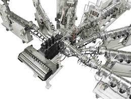 巴顿菲尔辛辛那提9层片材共挤生产线