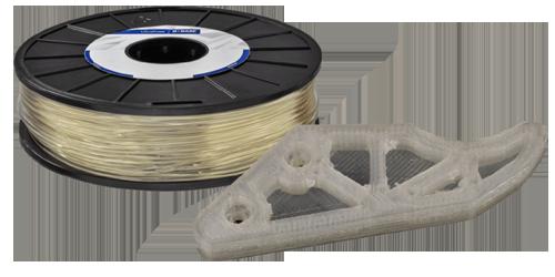 适用于开放式平台3D打印机的柔性材料