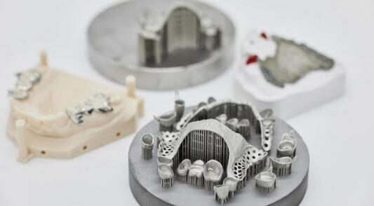 牙科打印3D模型