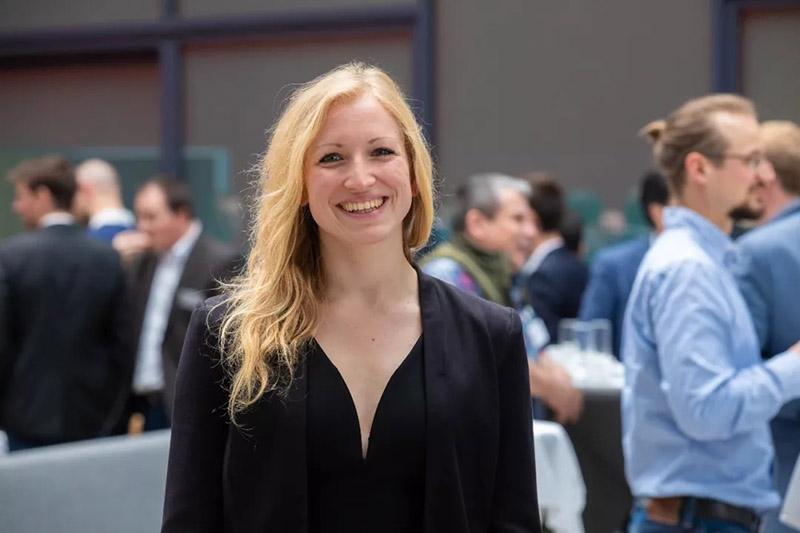 KTM-Technologies公司销售和客户经理 Maja Labentz