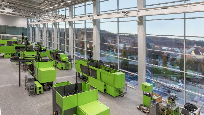 创新的核心:新的ENGEL技术中心令智能工厂成为切实体验-PRA Chinese