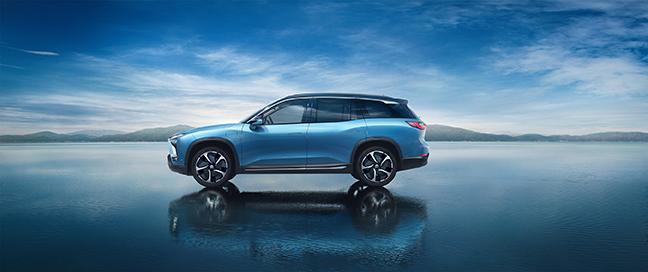 蔚来汽车旗下ES8 和ES6 的选装配件现已推出全新21英寸碳纤维合金轮毂-PRA Chinese
