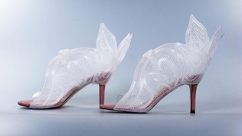 材料解决方案开启3D打印无限可能-3D打印鞋履-PRA Chinese